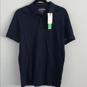 Jack & Jones new blue polo shirt